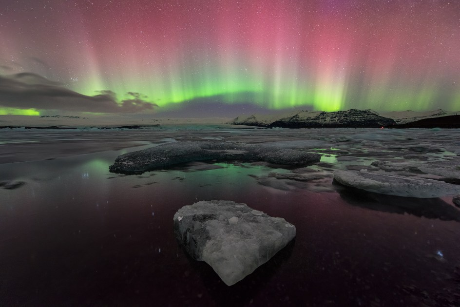 Can You See Northern Lights Iceland