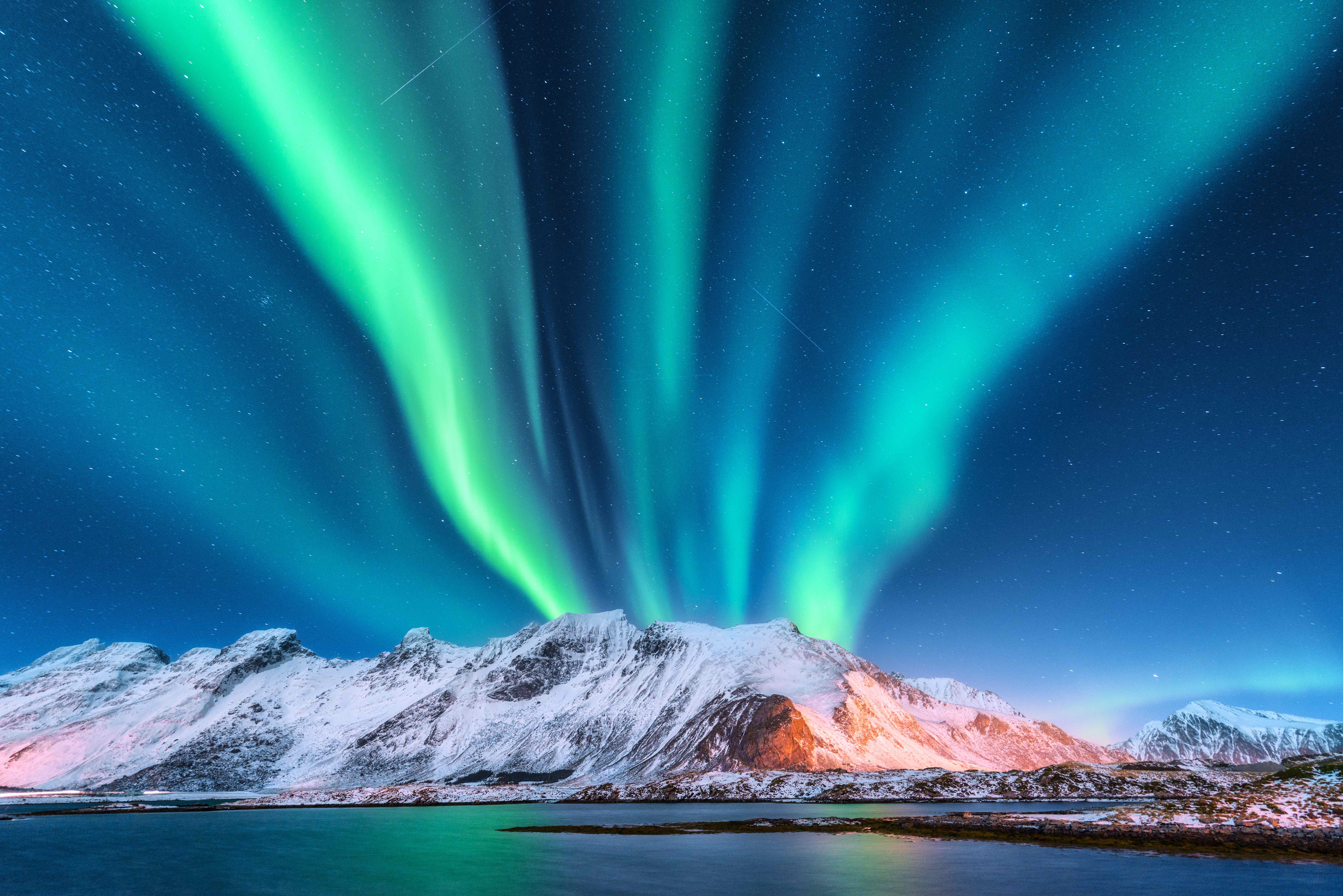 Northern Lights Tour Amp Icelandic Treats