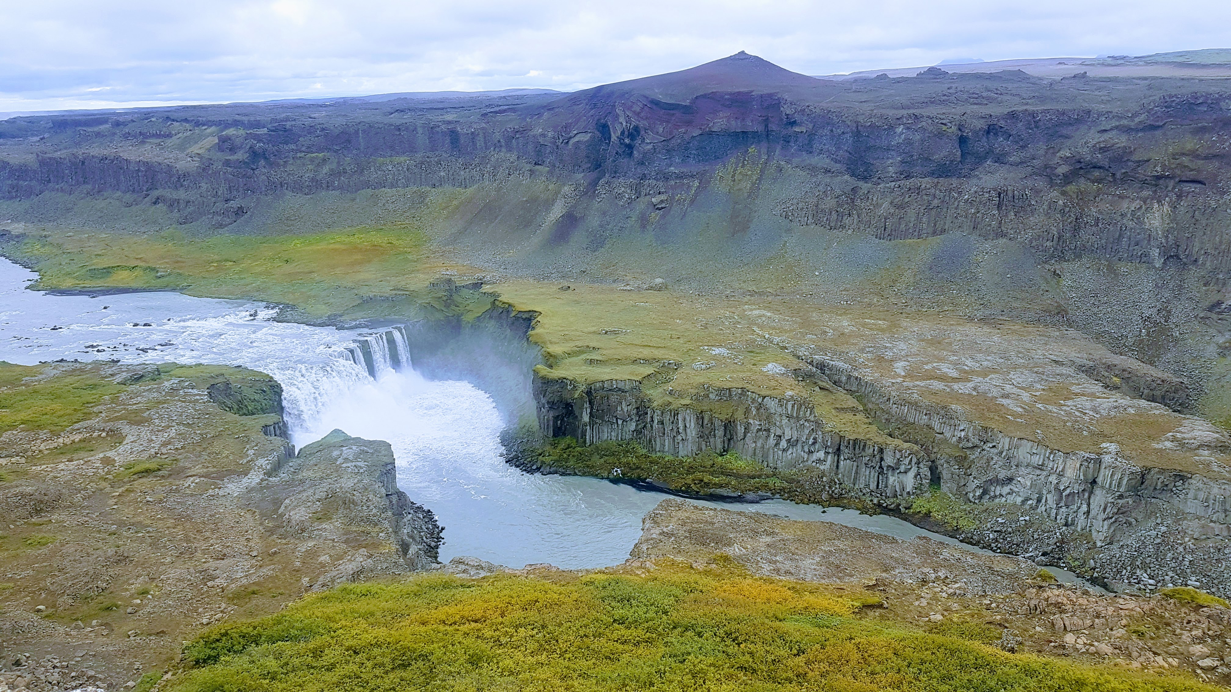 Private Super Jeep Tour to Dettifoss in North Iceland