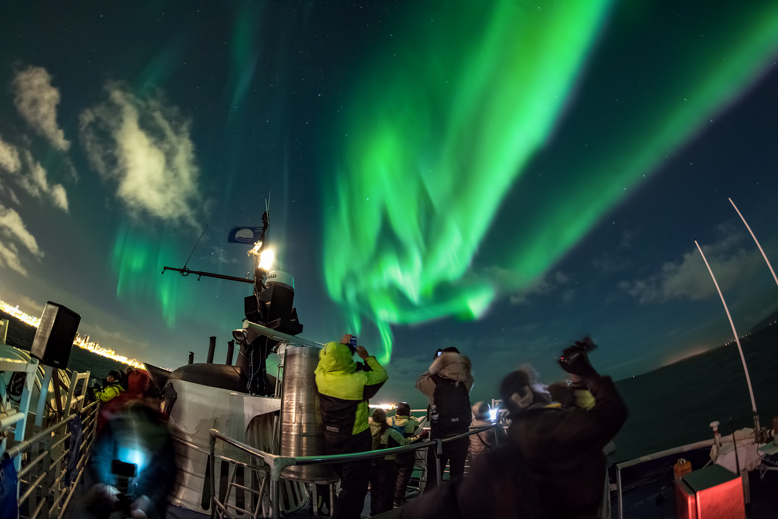Best Cruise See Northern Lights