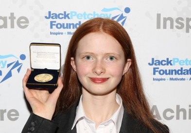 Kate Bowie-Britton JackPetcheyAward