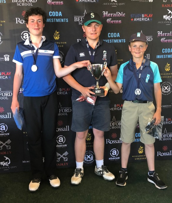 King's Ely Golf Success July