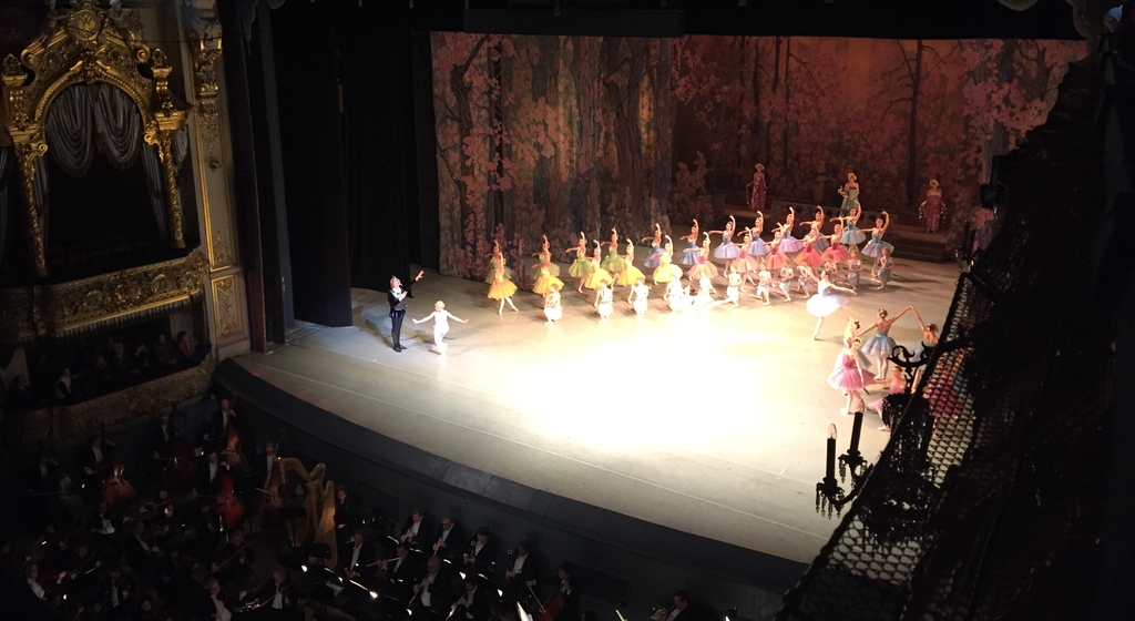 Mariinsky Theater - the most famous Russian theater for ballet, opera, operetta, music concerts and organ abroad