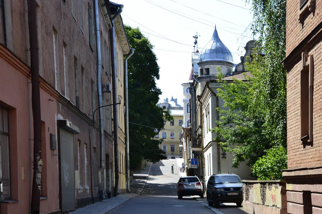 Streets of Vyborg