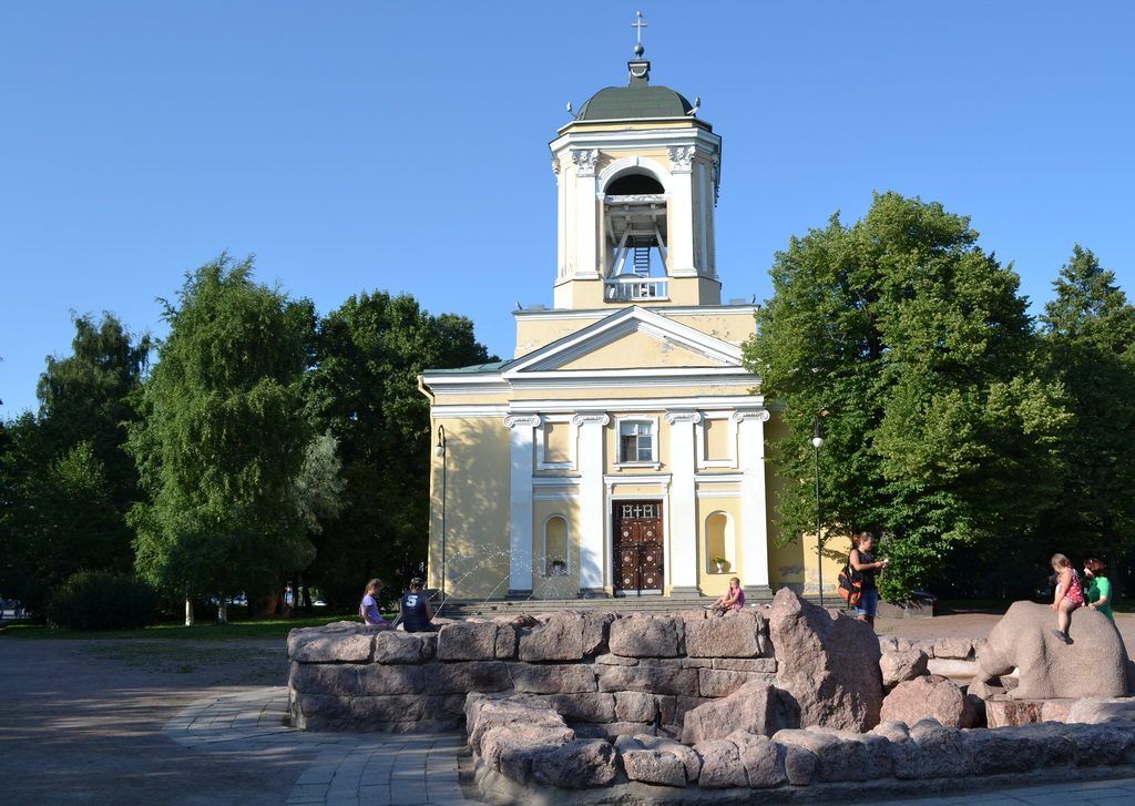 St. Peter`s and Paul`s Cathedral