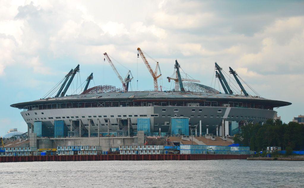The Krestovsky Stadium Troubles