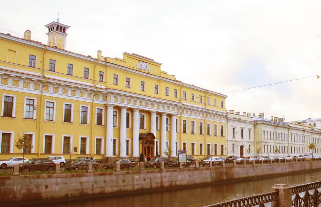 Jusupovskij palace