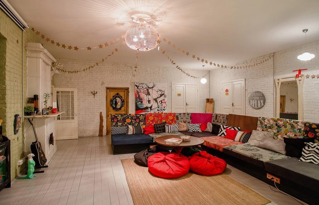 Lounge Soul Kitchen hostel