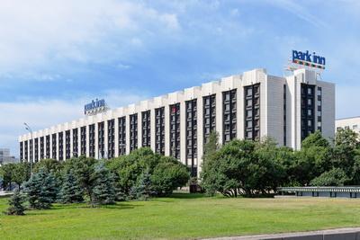Park Inn Hotel Pulkovskaya