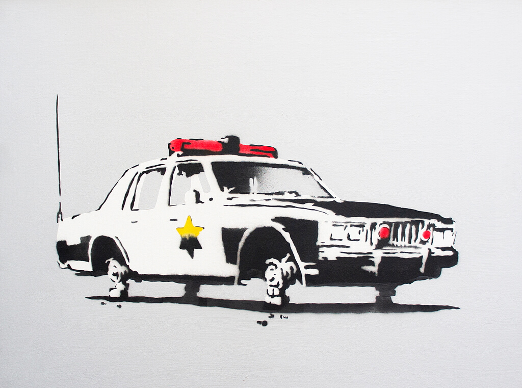 Exhibition of Banksy's Art