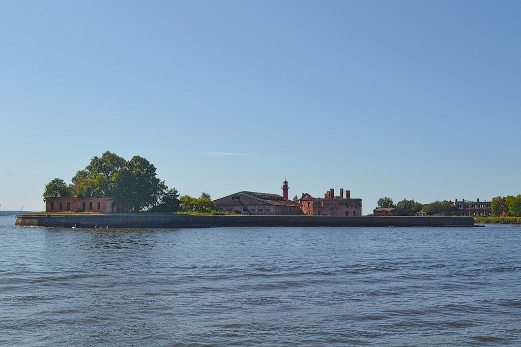 one more fort of Kronstadt