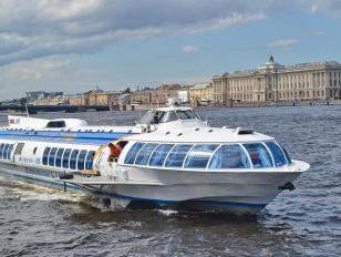 Hydrofoil to Kronstadt