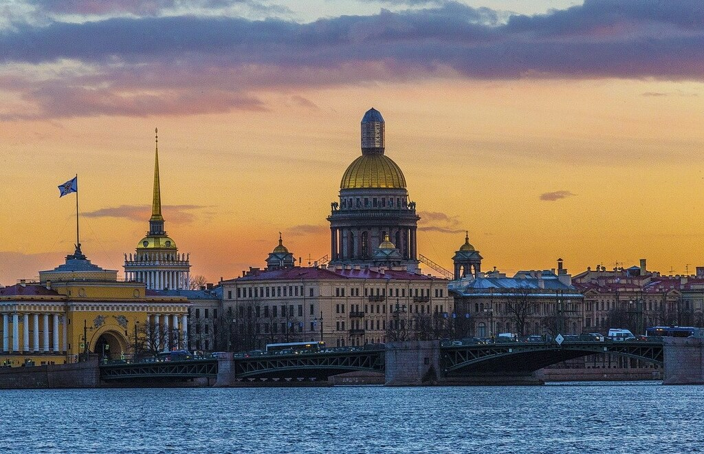 St. Petersburg is an amazing city
