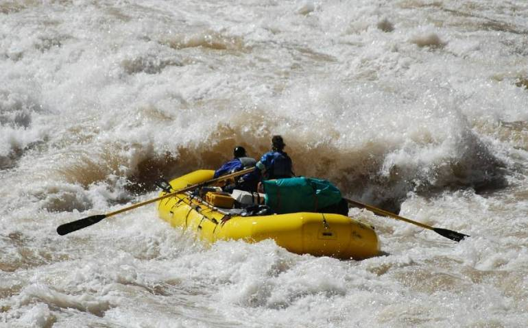 River Rafting - North East India Tours