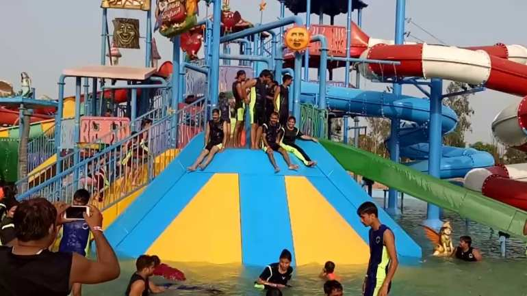 Kanpur water park