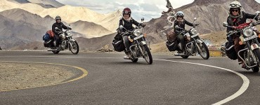 5 road trips in India every motorbiker must go for!