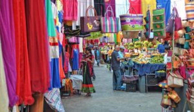 Places for shopping in Mauritius