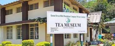 Tata Tea Museum Munnar in Kerala