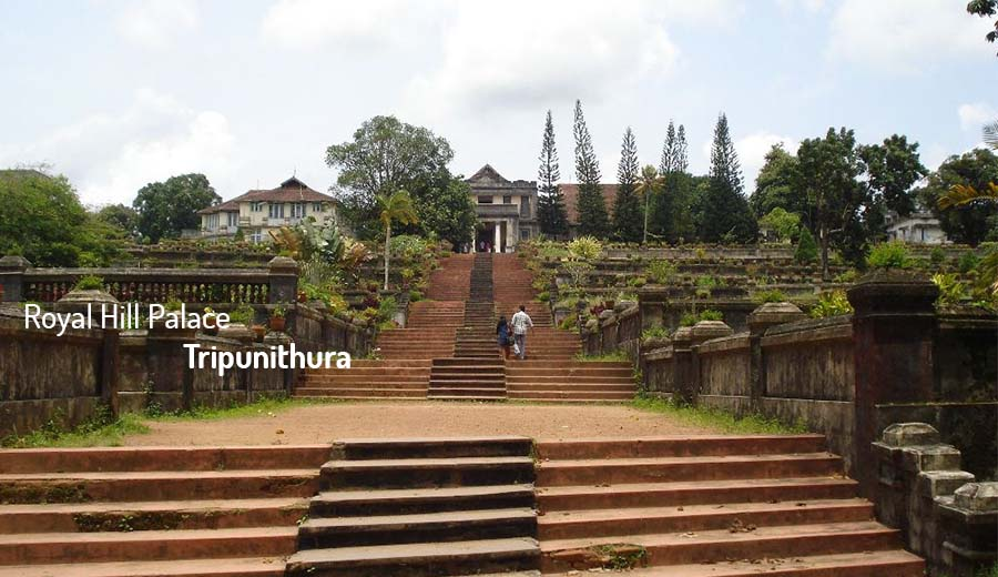 Royal Hill Palace Tripunithura