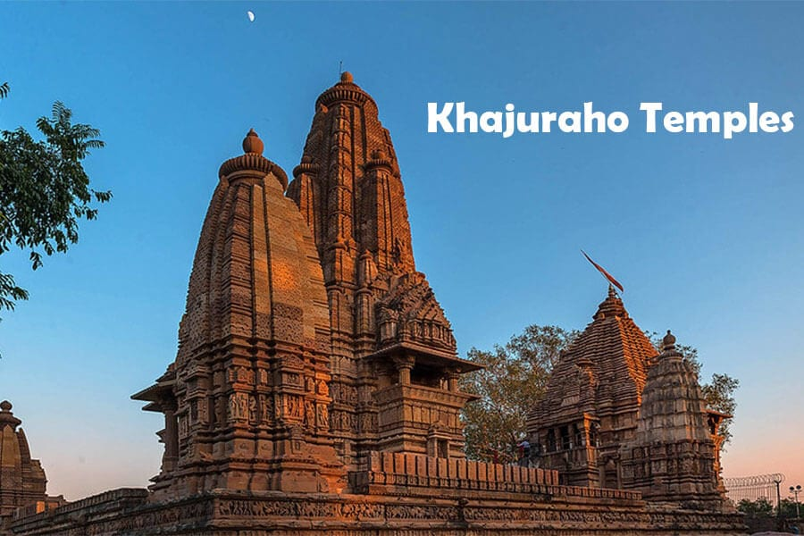Khajuraho Temples in India