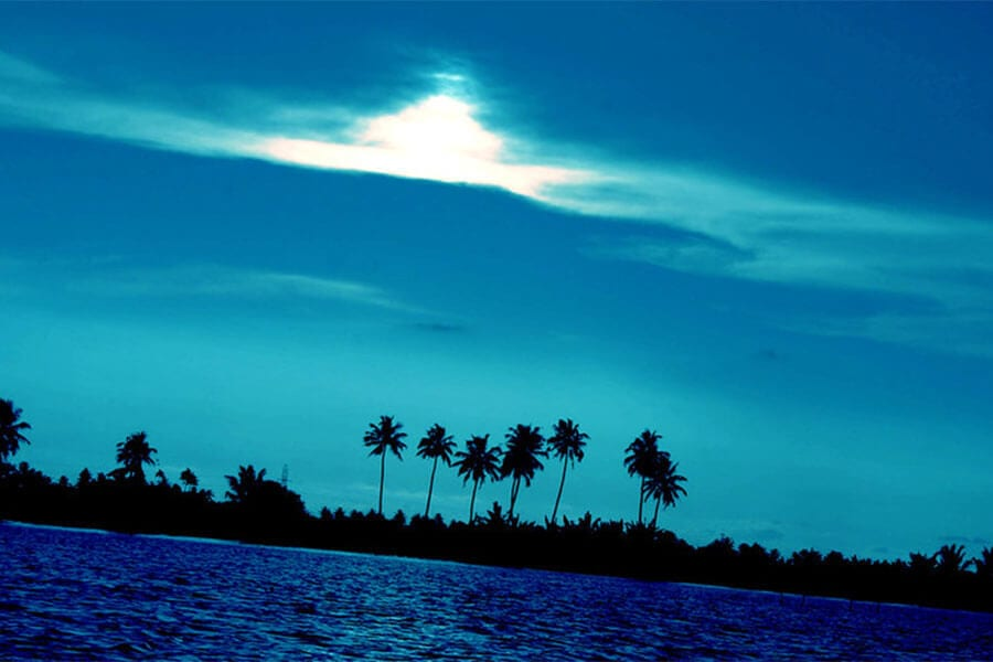 Kuttanad Backwaters