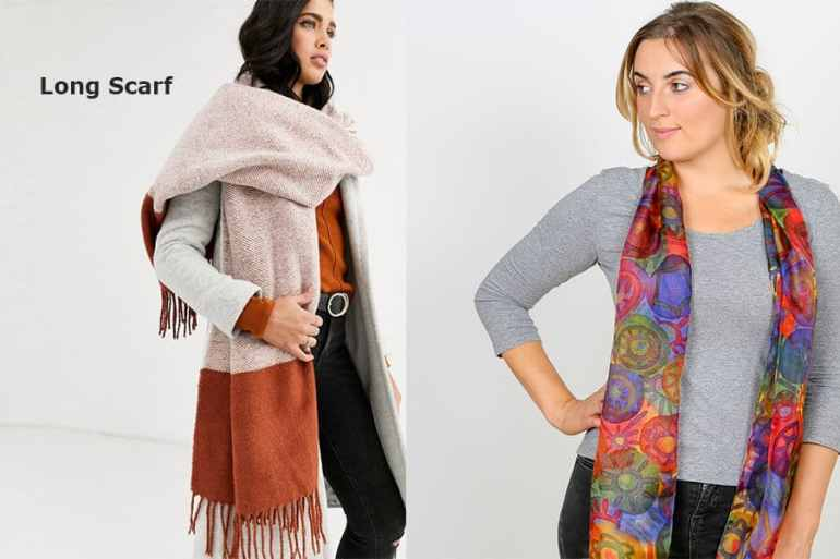 Long Scarf- Keep Your Travel Day Running Smoothly
