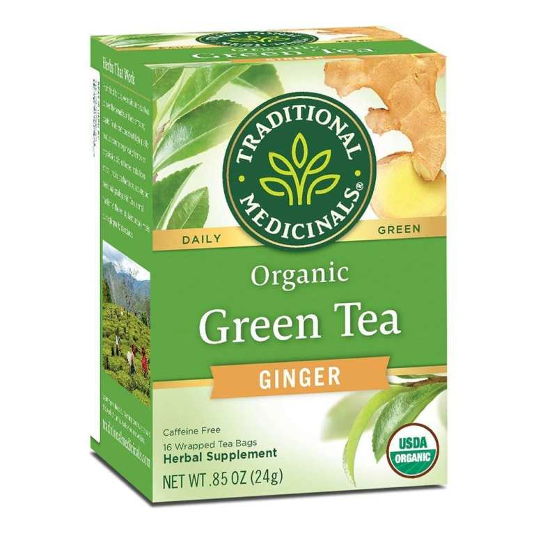 Green Tea - Packing Advice