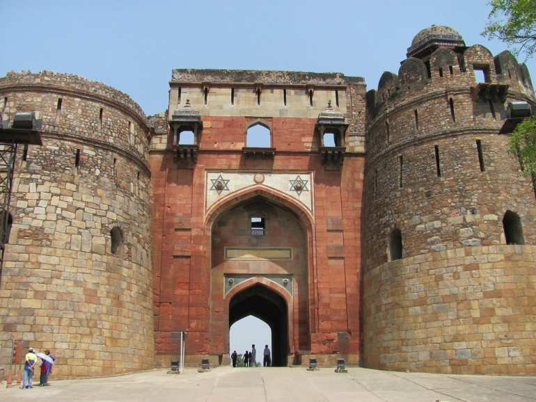 Purana Quila - Things to See in Delhi