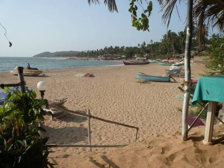Anjuna Beach Tour