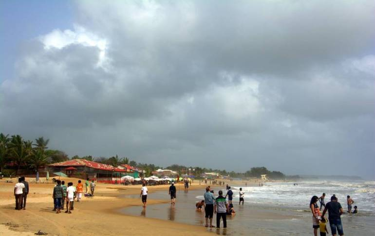 Baga Beach - Best Beaches in Goa