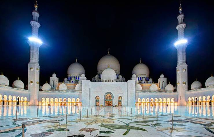 Attractions in the United Arab Emirates