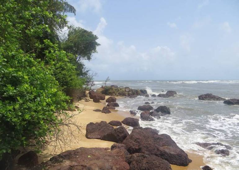 Betul Beach - Best Beaches in Goa