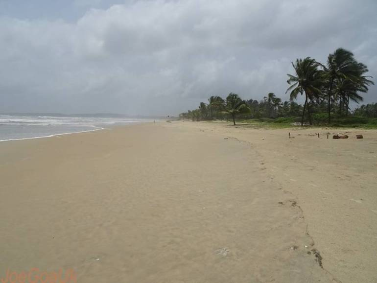 Cansaulim Beach - Best Beaches in Goa