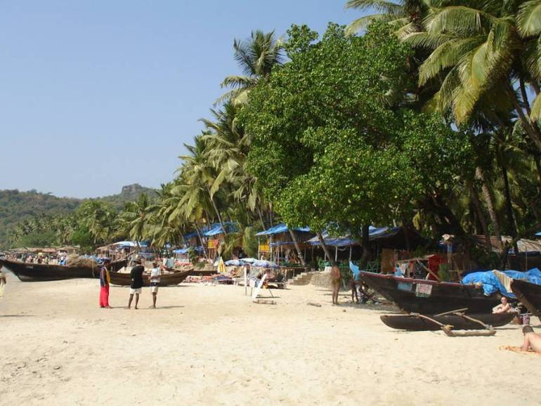Palolem Beach - Best Beaches in Goa