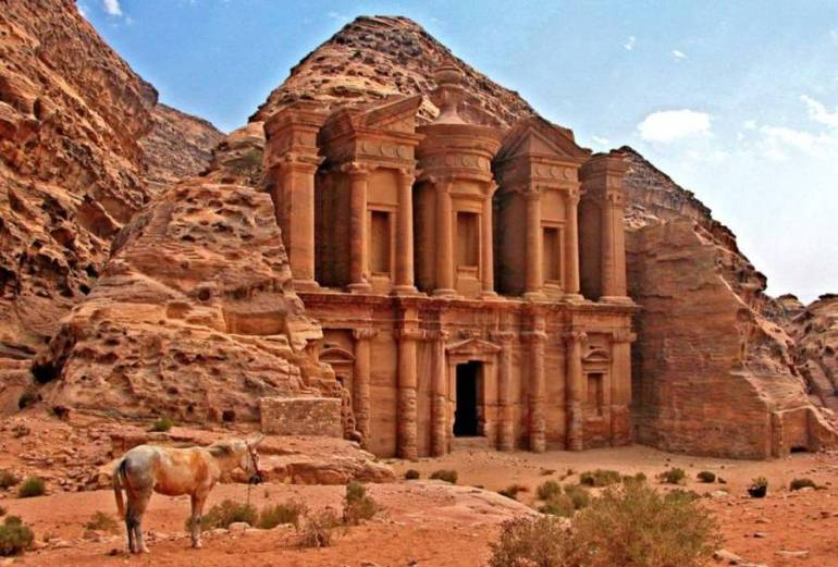 Petra - 7 Wonders of the World