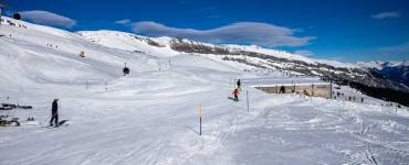 Skiing in Europe on a budget