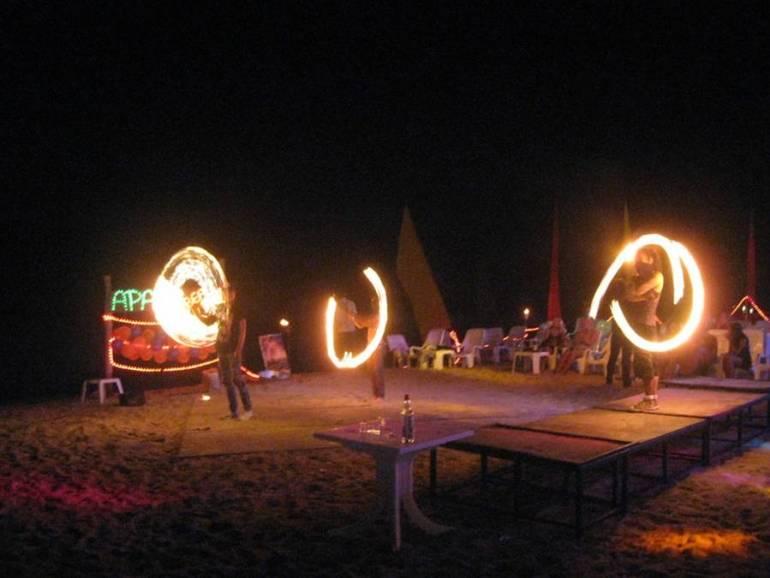 Apache Beach Bar