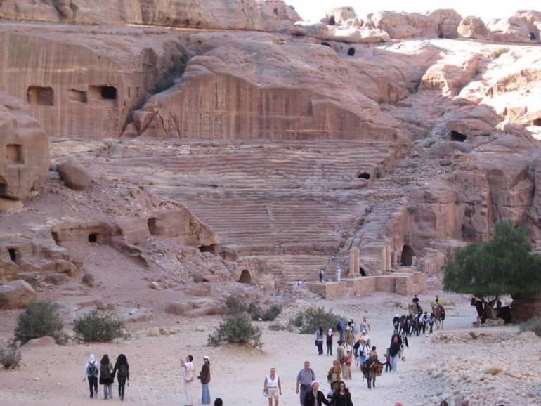 Petra - 3 Places to add to your bucket list
