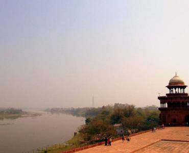 Yamuna, Indian River of Life and Death