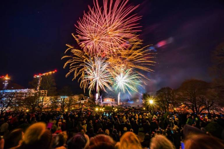 firework show