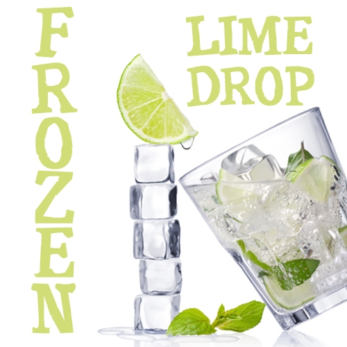 frozen lime drop eliquid