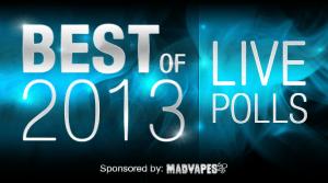 best of 2013 live polls