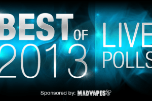 best of 2013 live polls