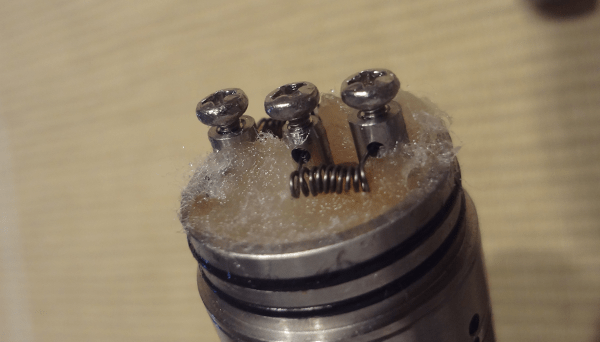 patriot rda holes