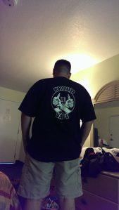proud to vape shirt