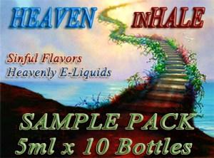 e-cigsmart sample pack