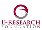e-research foundation logo