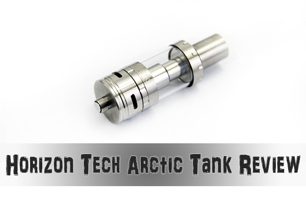 horizon tech arctic tank review
