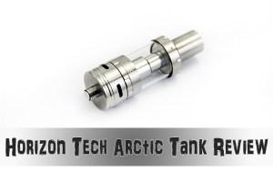 horizon tech arctic tank review
