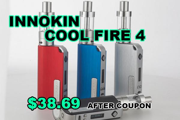 innokin cool fire 4 deal
